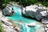 Il fiume d'Isonzo, Bovec